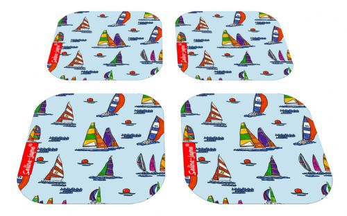 Selina-Jayne Sailing Limited Edition Designer Coaster Gift Set